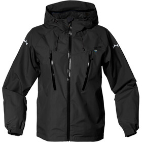 Isbjörn Monsune Hardshell Jacket Teens Black